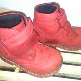 Ботинки детские раббит, 21 размер. Фото 2.