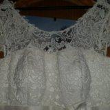 Свадебное платье. Фото 2. Щёлково.
