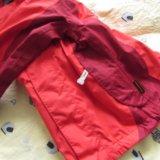 Продам куртка мембранная jack wolfskin girls topaz. Фото 2.