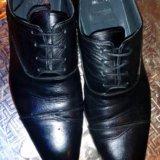 Туфли кожаные. Фото 2. Санкт-Петербург.