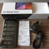 Asus zenfone max новый + подарки. Фото 1.
