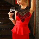 Шикарное платье. Фото 1.