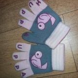 Детские перчатки. Фото 2.