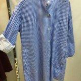 Рубашка - платье. Фото 2. Москва.