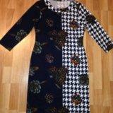 Платье панинтер. Фото 1.