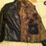 Куртка зимняя тренч. Фото 2. Санкт-Петербург.