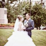 Свадебное платье. Фото 1. Смоленск.