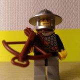Минифигурки лего - арбалетчики. Фото 2.