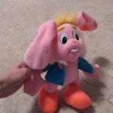 Розовый зайчик. Фото 2.