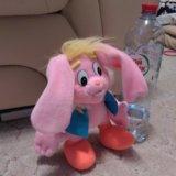 Розовый зайчик. Фото 3.