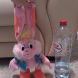 Розовый зайчик. Фото 4.