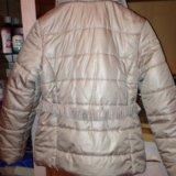 Куртка демисезонная подростковая. Фото 3.
