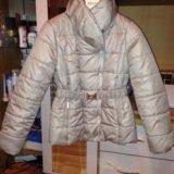 Куртка демисезонная подростковая. Фото 1.