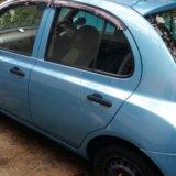 Nissan march 2002 ат. Фото 3.