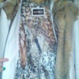 Куртка новая натур.кожа с мехом. Фото 3.