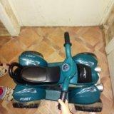 Детский квадрацикл аккумулятор. Фото 1. Тверь.