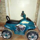 Детский квадрацикл аккумулятор. Фото 2. Тверь.