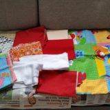 Пакет ткани. Фото 1.