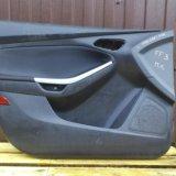 Передние обшивки дверей форд фокус 3 ford focus 3. Фото 1. Сыктывкар.