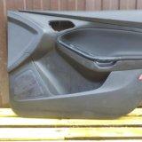 Передние обшивки дверей форд фокус 3 ford focus 3. Фото 3. Сыктывкар.