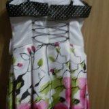 Платье -сарафан. Фото 2.