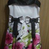 Платье -сарафан. Фото 3.