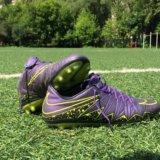 Nike hypervenom phantom фиолетовые. Фото 2.