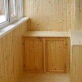 Совмещение балкона с комнатой или кухней. Фото 1. Одинцово.