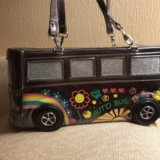Сумка -автобус. Фото 1.