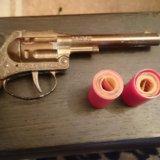 Пистолет с пистонами. Фото 1.
