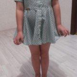 Платье-рубашка. Фото 2. Динская.