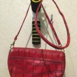 Красненькая сумочка. Фото 3.