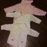 Одежда для девочки 0-3 месяца. Фото 4.