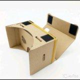 Vr google cardboard. Фото 1.