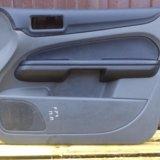 Передние обшивки дверей форд фокус 2 ford focus 2. Фото 2.