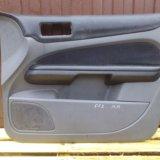 Передние обшивки дверей форд фокус 2 ford focus 2. Фото 3.