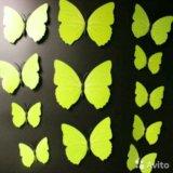 Бабочки декоративные. Фото 2.