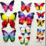 Бабочки декоративные. Фото 3.