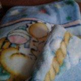 Плед на кроватку. Фото 2.