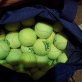 Теннисный мяч. Фото 3.