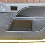 Обшивка двери передняя правая форд мондео 3 mondeo. Фото 1.
