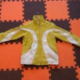 Легкая сноуборд куртка xoy-e (46). Фото 1.