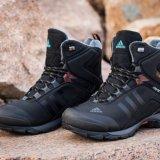 Ботинки зимние adidas. Фото 1. Саратов.