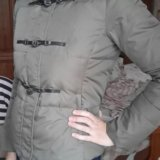Куртка пуховик benetton. Фото 1. Волгоград.