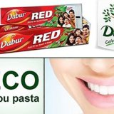 Индийская зубная паста dabur red. Фото 1. Казань.