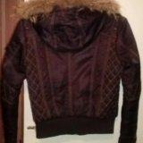 Осенне-весенняя куртка 44р. Фото 1.