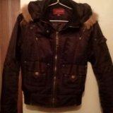 Осенне-весенняя куртка 44р. Фото 2.