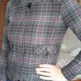 Куртка бомбер mango 42-44. Фото 1.