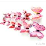 Бабочки декоративные. Фото 1.