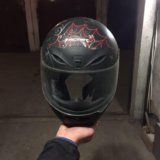 Мотоциклетный шлем. Фото 3.
